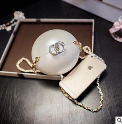 2016 new style mini bags Pearl-shaped handbag famous designer brand bags women handbags sac a main femme de marque carteras 49<br><br>Aliexpress