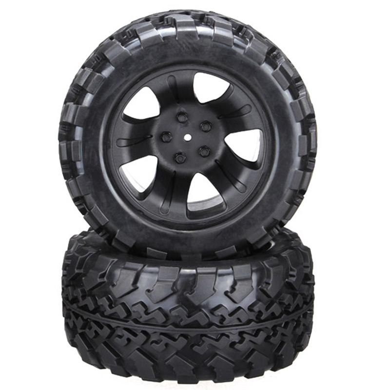 2pcs FS Racing 1/10 RC Car Monster Truck Tire 518603B Free Shipping(China (Mainland))