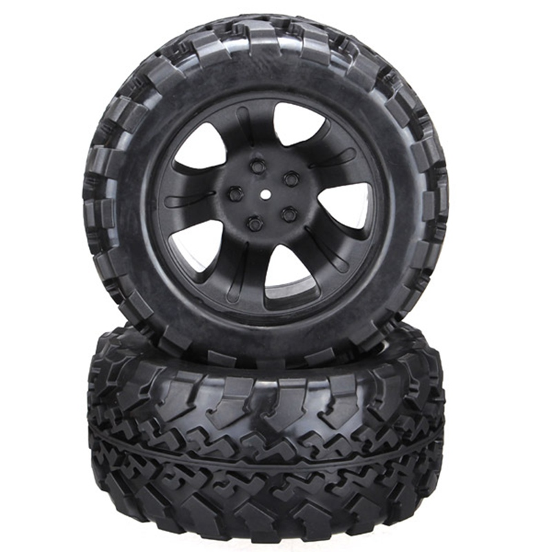 2pcs FS Racing 1/10 RC Car Monster Truck Tire 518603B Free Shipping(China (Mainland))