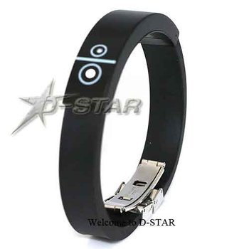 Free Shipping Bluetooth Bracelet BW04 Wristband to Mobile Phone Call Alert