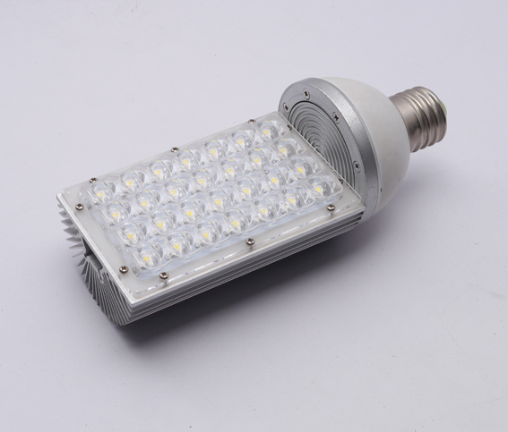 2015 Time-limited Street Led 1pcs/lot,e40 Led Street Light Bulbs With 28w Power, 85 To 265v Ac Voltage, Ce And Rohs-certified(China (Mainland))