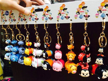 1Tsum Tsum mini lot pendants Anime Minnie Mickey Winnie Dumbo Daisy Tigger keychains jenga 3 size dolls - Guangzhou Sunningdale Trading Co.,Ltd store