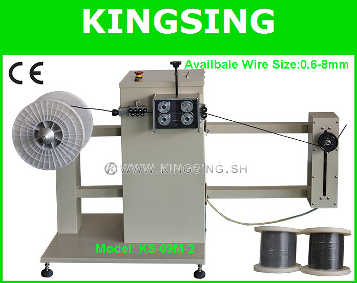 0.6-8mm Automatic Wire Supply Frame, Cable Pay-off/out Stand KS-09M-2+ Free Shipping by DHL air express(China (Mainland))