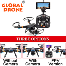 Global Drone GW007-1 4CH Black/White UAV UFO With 2.0MP Camera RC Quadcopter Helicopter RTF Remote Control Toy