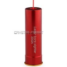 2016 20GA Hunting Red Dot Laser Bore Sighter 20 Gauge Cartridge Sight Boresighter