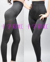 Strengthen legs - - milk, silk comfortable reobtains panties female high waist fat burning trousers