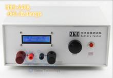 Ebd-a40l alta corriente probador capacidad de la batería ( 40A ), línea gráfico probador de la batería, prueba de la batería
