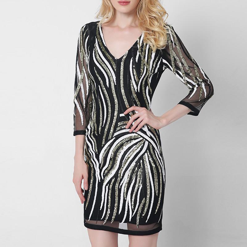 Popular Glitter Tunic Dress-Buy Cheap Glitter Tunic Dress lots ...