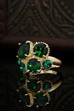 Neoglory AAA Zircon Rhinestone Engegement Finger Rings for Women Fashion Jewelry Accessories Brand Gothic 2015 New