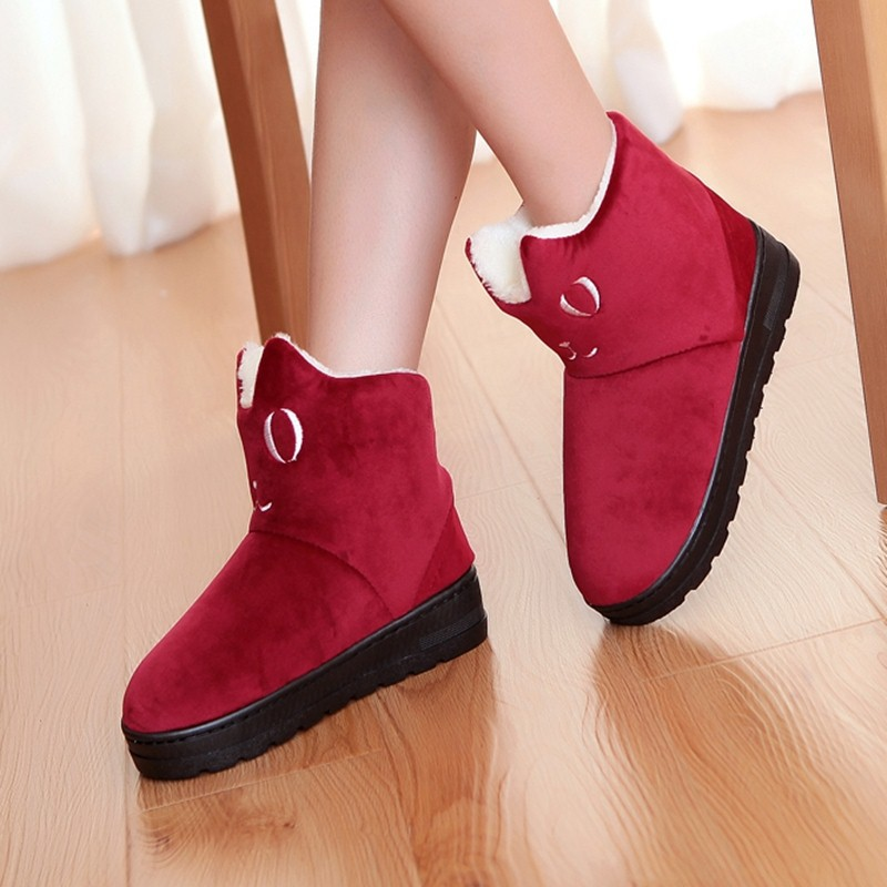 Pink Ankle Boots uk Pink Ankle Boots Round Toe
