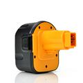 MELASTA 12V 1500mAh NiCd Battery for Dewalt DW9072 DW9071 DC9071 DE9037 DE9071 DE9072 DE9074 DE9075 152250