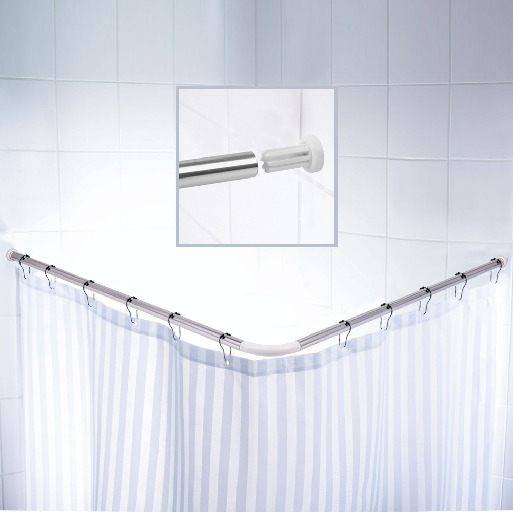 Electrical Conduit Curtain Rod Straight Curtain Rod