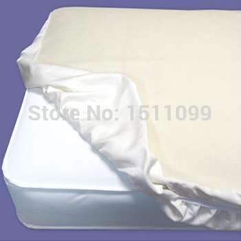 2015 hot selling waterproof mattress protector cover of queen size mattress pad white color mattress proteector(China (Mainland))