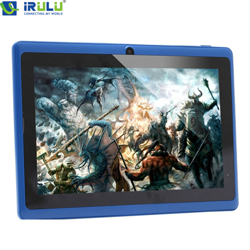 IRULU X1 7'' Tablet PC 16G ROM Quad Core Cams 3G External Computer Cheap Internet Tablet with TF Card 2015 New Factory Price Hot(China (Mainland))