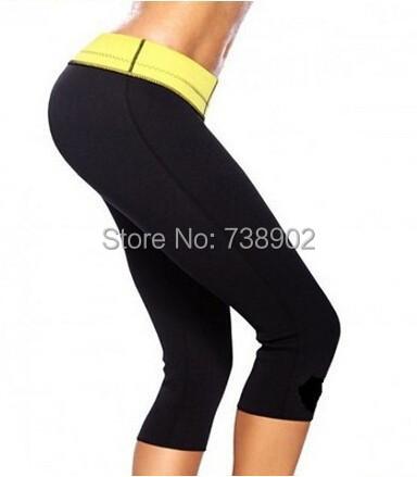 New 2015 As Seen On TV Leg Sauna Shaper Fit Sweat shaper Body Hot Shapers Slimming Control Pantie butt enhancer Butt Lift Panty(China (Mainland))