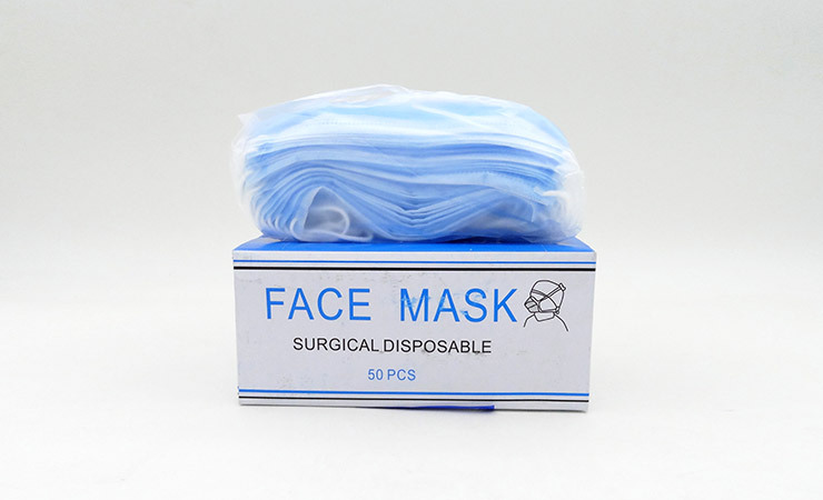 The new 2016 the disposable surgical mask blue pm2.5 respirator dust mask N95 ok cloth dust mask50 / package only<br><br>Aliexpress