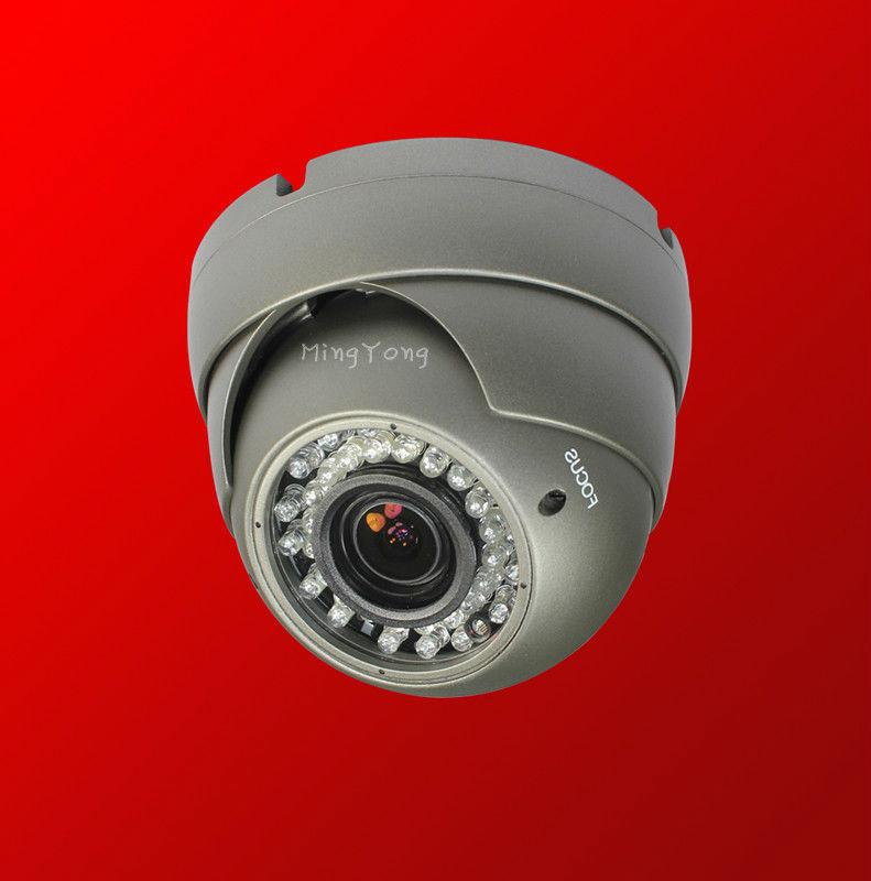 HD SDI 1080P 1/2.8''Sony Exmor Sensor 2megapixels digital security camera Varifocal Dome 36 IR 2.8-12MM SDI cam cctv camera(China (Mainland))