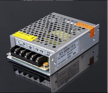 AC 110 240V to DC 12V 5A 60W Voltage Transformer Switch Power Supply for Led Strip billboard & LED module light free shipping (China (Mainland))