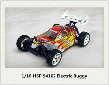 Original HSP 94107 RTR RC Car 1/10 Scale XSTR Off Road Buggy 4WD 2.4Ghz Electric Power Racing 4X4 Radio Control Hobby Toys