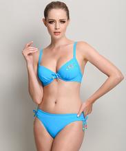 Ladies Swimwear Sexy Summer Beach wind Halter bikini swimsuit(China (Mainland))