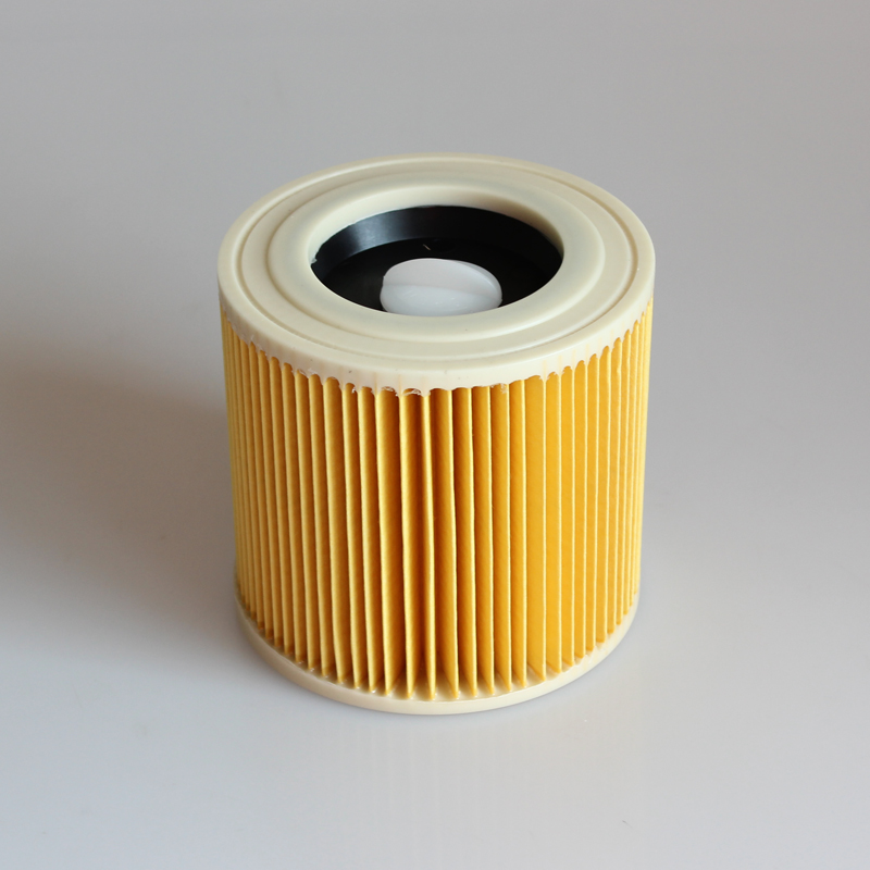 New Vacuum Cleaner Hoover Wet Dry Cartridage Filter for Karcher A1000 A2200 A3500 A223 WD2210 WD3300 VC6200 Free Post(China (Mainland))