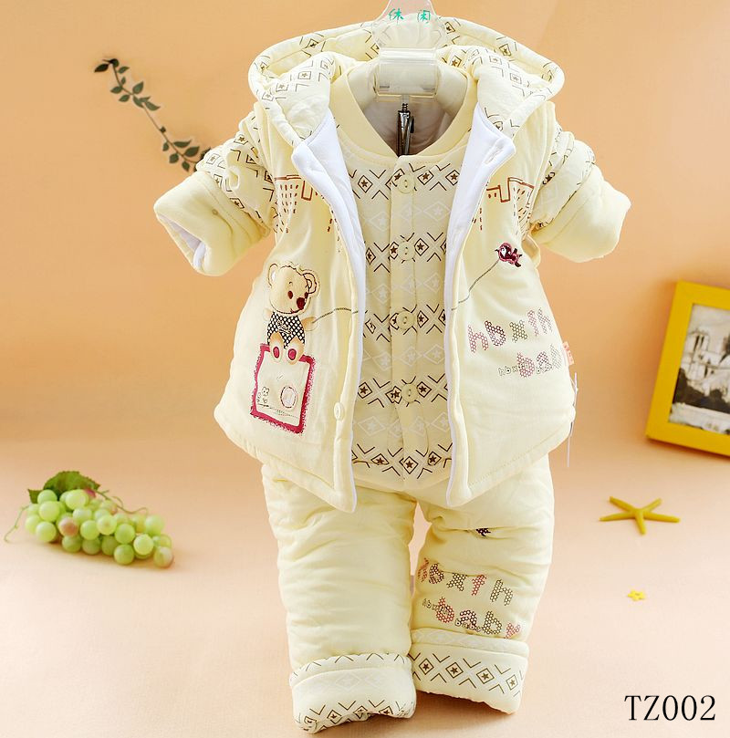 winter baby outfits - Stylish Winter Newborn Baby Outfits 2016 – What Woman Needs