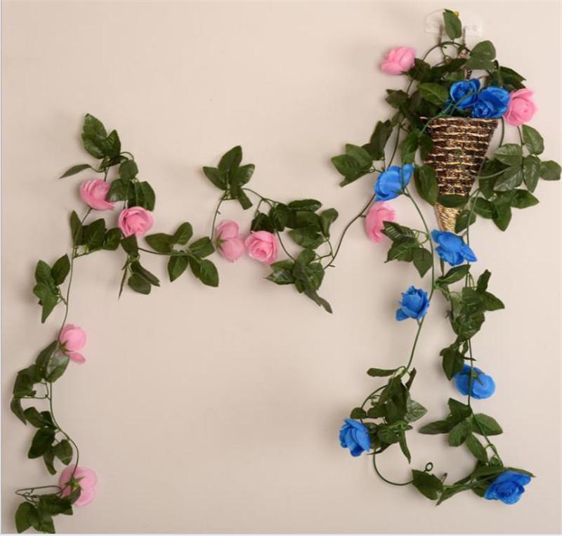 Wedding decoration new 2015 artificial fake silk rose for Artificial flowers for wedding decoration