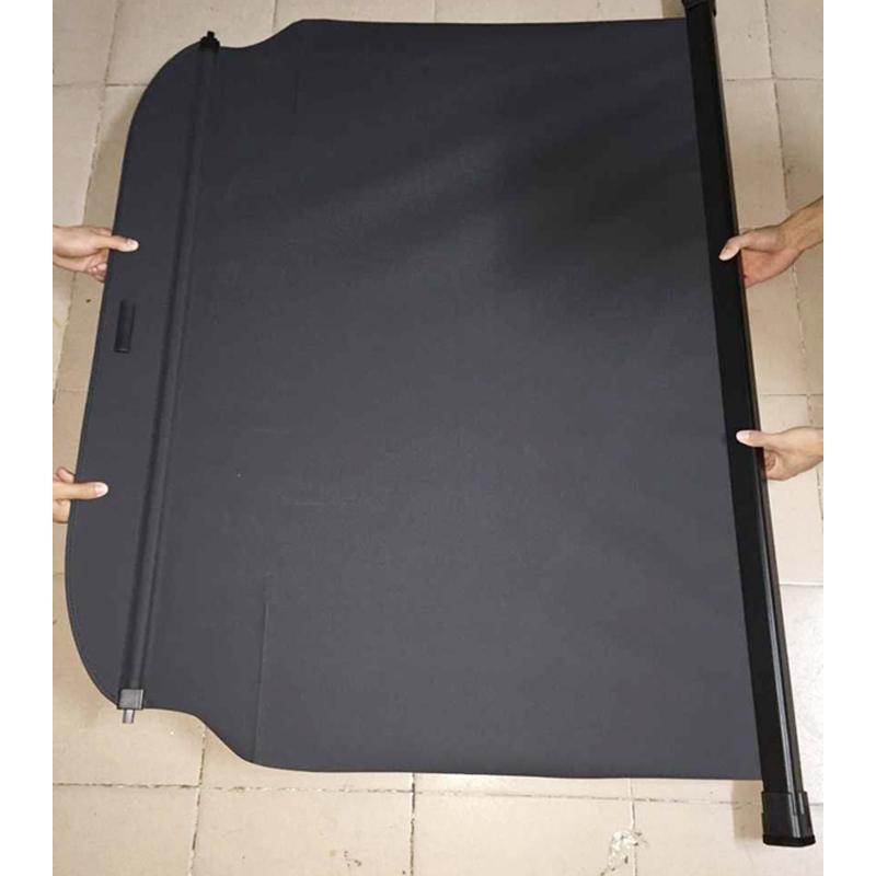 For Hyundai Santa Fe LWB/XL 7 Seat Rear Trunk Shade Cargo Cover Black 2013 2014 2015<br><br>Aliexpress