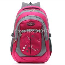 High Quality Children Backpacks Waterproof Students School Bag Big Nylon School Backpack Large Capacity Students Bags