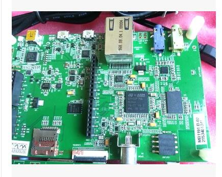 Spot STM32F746G - DISCO development kit for evaluation board Discovery STM32F7 brush pot(China (Mainland))
