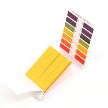 New 1Set 80 Strips Full Range pH Alkaline Acid 1-14 Test Paper Water Litmus Testing Kit(China (Mainland))