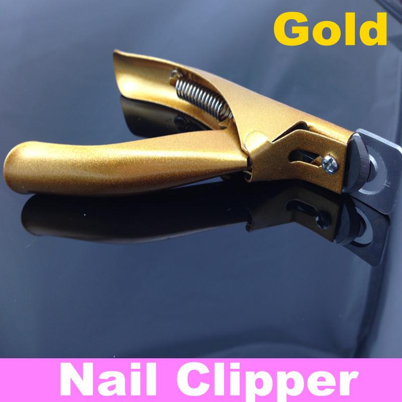 Edge cutter Acrylic / False CLIPPER NAIL Care Tool + Free Shipping(China (Mainland))