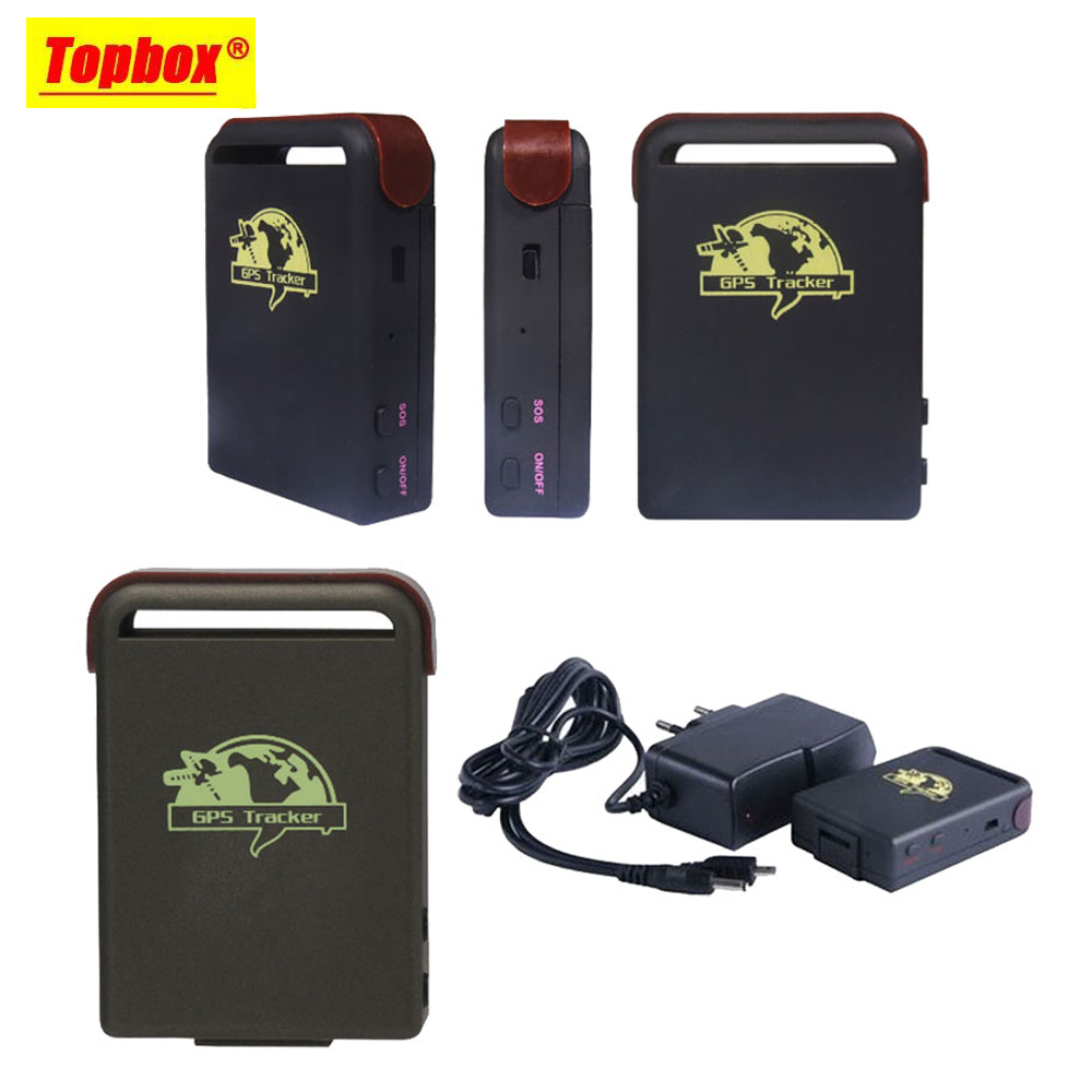 Mini RealTime GPS Tracker GSM GPRS System Car Vehicle Tracking Locator Device TK102(Hong Kong)