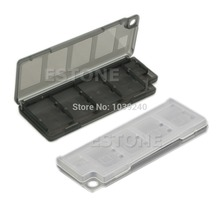 Y92- Free Shipping Plastic10in1 Game Memory Card Holder Storage Case Box for Sony PS Vita ER PSV(China (Mainland))