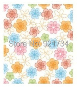 SEE DETAILS PLZ 1 pcs 2014 special for flower DS designs WATER nail art water transfer sticker decal