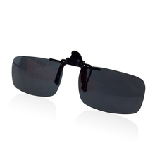 Hot sale Vision Polarized Driving Clip-on Flip-up Lens Sunglasses Glasses