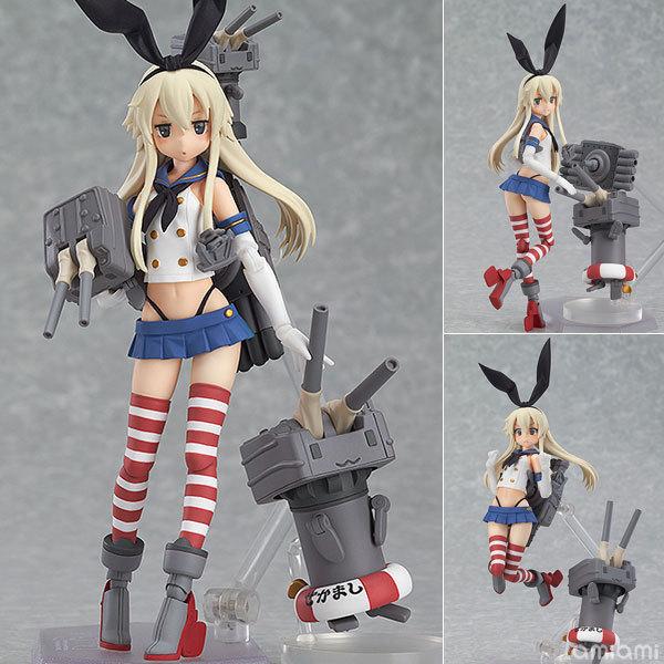 Japanese Anime Toys : Japanese anime figures figma kantai collection kancolle