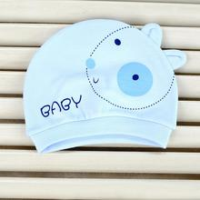 Soft Autumn Baby Hat Warm Cotton Toddler Beanie Cap Kids Girl Boy Hats cap hats for baby (China (Mainland))