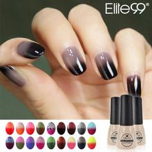Elite99 7ml Nail Gel Temperature Color Changeable UV Gel Soak Off  Long Lasting Gel Polish Professional LED Nail Polish Pick 1(China (Mainland))