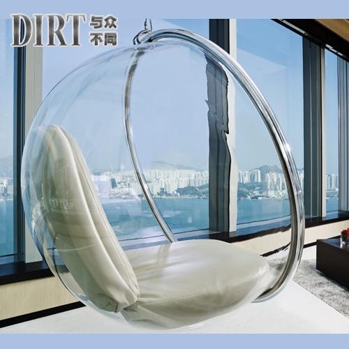 freizeit und gastfreundschaft transparent bubble chairs. Black Bedroom Furniture Sets. Home Design Ideas