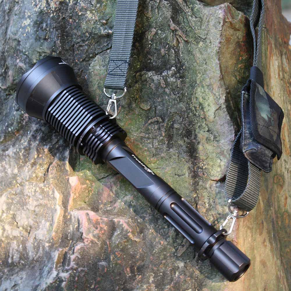 Achetez en gros batterie aliment torche en ligne des grossistes batterie aliment torche - Lampe torche puissante gratuite ...