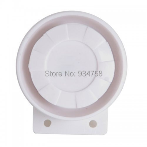Wired For Home Security Alarm System Mini Siren Loudspeaker<br><br>Aliexpress