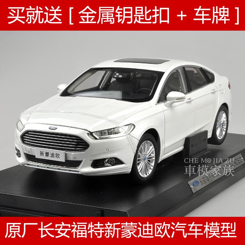 Original 1:18 changan FORD MONDEO FORD MONDEO 2013 spot new car model<br><br>Aliexpress