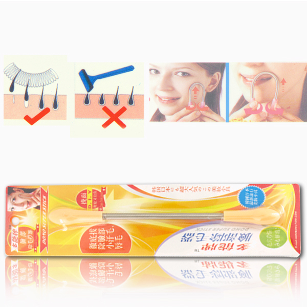 2 Epilator Facial Face Hair Remover Threading 5200072(China (Mainland))
