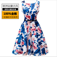 Buy Simplee Ruffle Cold Shoulder Sleeveless Print Summer Dress Vintage Short Dress Women Chic Cotton White Dress X52 for $17.98 in AliExpress store