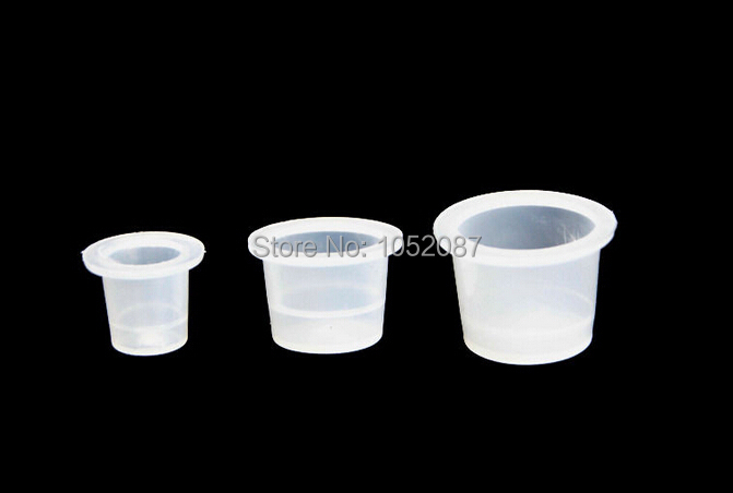 Small Pix Of Large Cups To : Aliexpress buy hot selling pcs plastic tattoo ink