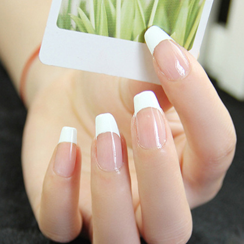 French Manicure 5pack Strip Nail Art Form Fringe Guides Sticker Diy Line Tips White Beauty Tools Stencil Decals