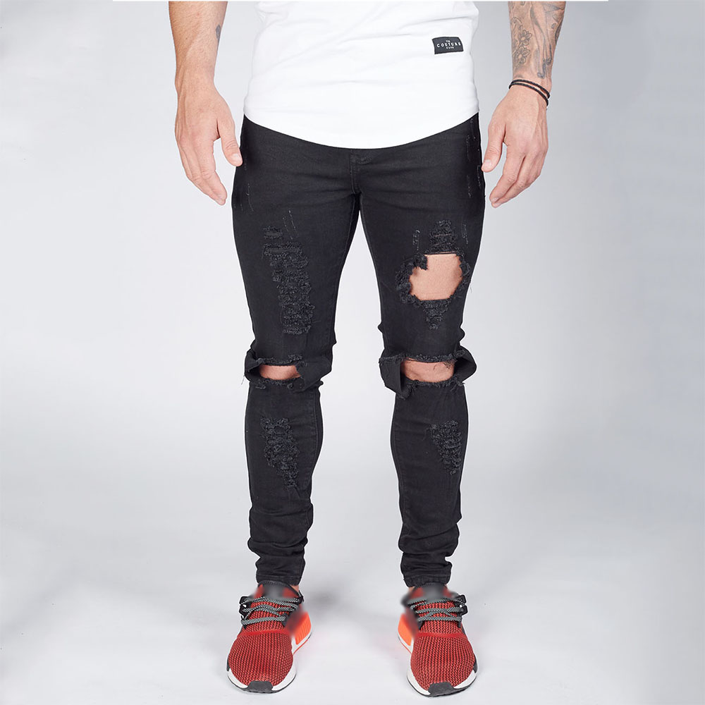Cheap Distressed Jeans For Juniors - Jeans Am