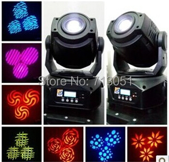 4pcs/lot Professional DJ 60W LED Spot Moving Head Light Stage Disco Light Night club Party Light(China (Mainland))