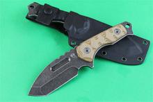 New 2014 Medford Praetorian Folder Black Stonrwash Plain Blade Stainless Steel Handles Knife Tactical hunting knives tools